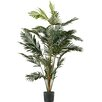 Bay Isle Home Paradise Palm Tree Floor Plant in Pot