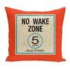 Bay Isle Home No Wake Outdoor Throw Pillow