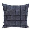 Bay Isle Home Brisa Basketweave Geometric Outdoor Throw Pillow