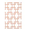 Bay Isle Home Connelly Bamboo 2 Geometric Fleece Throw Blanket