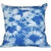 Bay Isle Home Golden Beach Chillax Geometric Outdoor Throw Pillow