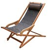 Bay Isle Home Etlingera Beach Chair with Pillow
