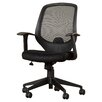 Symple Stuff Mid-Back Mesh Swivel Task Chair with Arms