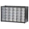 Symple Stuff 30-Drawer Plastic Parts Cabinet