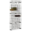 Symple Stuff Tie Grid 144 Bottle Floor Wine Rack