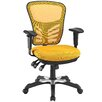 Symple Stuff Decker Mid-Back Task Chair with Arms