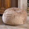 Zoomie Kids Giraffe Bean Bag Chair