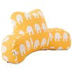 Zoomie Kids Cayden Cotton Bed Rest Pillow