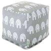 Zoomie Kids Cayden Small Cube Ottoman