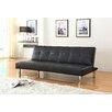Nathaniel Home Issac Futon Convertible Sofa