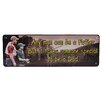 Rivers Edge Any Man Can Be A Father Tin Sign Wall Décor