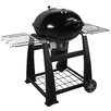 "Lokkii 22"" Perfection Trolley Charcoal Kettle BBQ Grill"