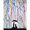 Jaxson Rea ''Sempre'' by Marc Allante Painting Print on Wrapped Canvas