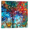 World Menagerie Field Of Joy' by Megan Duncanson Framed Painting Print on Wrapped Canvas