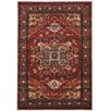 World Menagerie Kaul Mahal Red/Beige Area Rug