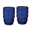 World Menagerie Crackle Layered Vase (Set of 2)