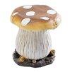 World Menagerie Vaishnavi Mushroom Garden Stool