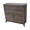 World Menagerie Alderson Ribbed 2 Door / 2 Drawer Cabinet