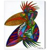 World Menagerie Toucan Painting Print on Wrapped Canvas