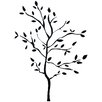 World Menagerie Carlton 60 Piece Tree Branches Wall Decal Set