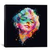 Mercer41 'Marilyn' by Alessandro Pautasso Graphic Art on Wrapped Canvas