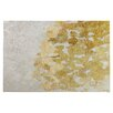 Mercer41 'Coe Gold and Platinum' by Oliver Gal Painting Print on Wrapped Canvas