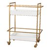 Mercer41 Argentia Bar Serving Cart