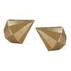 Mercer41 Plexx Pyramidal Polyhedron (Set of 2)