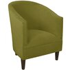 Mercer41 Gabriella Velvet Tub Chair