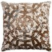 Mercer41 Peverall Leather Throw Pillow