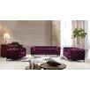 Mercer41 Forslund Sofa, Loveseat and Chair Set
