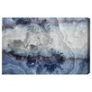 Mercer41 Lunar Agate Graphic Art on Wrapped Canvas
