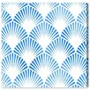 Mercer41 Blue Sky Graphic Art on Wrapped Canvas