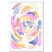Mercer41 Margot Tenenbaum Framed Graphic Art