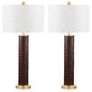 """Mercer41 Colesberry 32.5"""" Table Lamp (Set of 2)"""