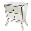 Mercer41 Anvers 2 Drawer Accent Cabinet