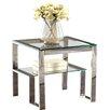 Mercer41 Scheider Stacked Shelf End Table