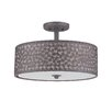 Mercer41 Whitby 3 Light Semi Flush Mount