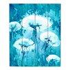 DiaNoche Designs Luminous Jelly FIsh by Brazen Design Studio Painting Print Plaque