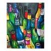 DiaNoche Designs Wine CollectiOn by Patti Schermerhorn Painting Print Plaque