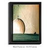 DiaNoche Designs 'A Solar System' by Cindy Thornton Painting Print on Wrapped Framed Canvas