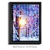 DiaNoche Designs 'Early Riser' by Mandy Budan Graphic Art on Wrapped Framed Canvas