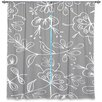 DiaNoche Designs Curtain Panels (Set of 2)