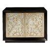 The Bradburn Gallery Mirrored 2 Drawer Cabinet