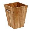 Stirrup Mango Wood Pot Planter - Bradburn Home Planters