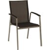 Stern GmbH & Co KG Stacking Dining Arm Chair