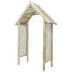 Grange Fencing Valencia Arch