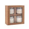 Chesapeake Bay Candles Hertitage 4 Piece Votive Candle Set