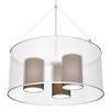 Seascape Lamps Three In One 3 Light Drum Pendant