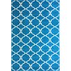 sweet home stores Clifton Blue Area Rug